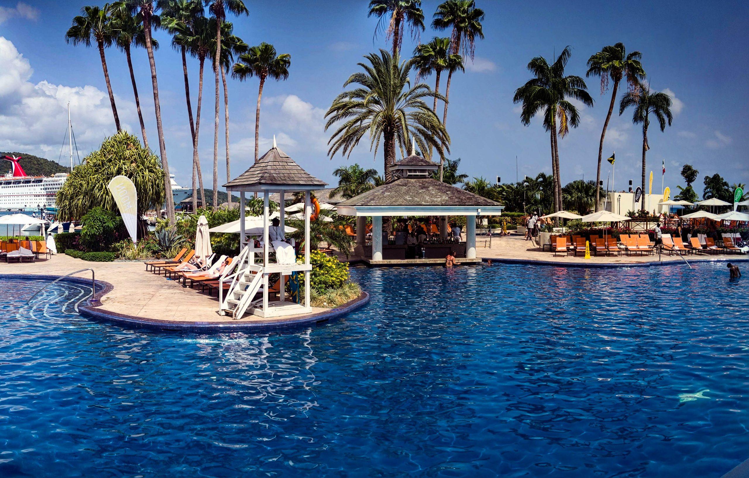 Holiday at Jamaica